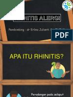 PPT LEAFLET RHIINITIS WIWIN ZAHRA ZULFIKAR