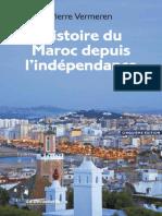 Histoire du Maroc depuis l'inde - Vermeren, Pierre