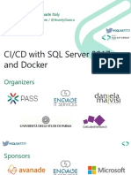 CI-CD with SQL Server 2017 and Docker