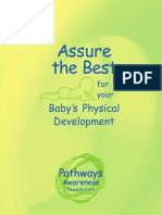 Assure the Best for Your Baby's Physical Development