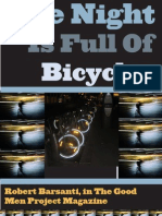 The Night is Full of Bicycles