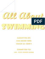 ALL ABOUT SWIMMING