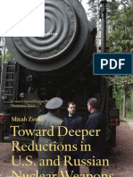 Toward Deeper Reductions in U.S. and Russian Nuclear Weapons