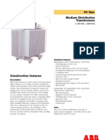 en Medium Distribution Transformers