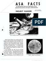 NASA FACTS Project Ranger (Replaces a-62 and Updates Vol. II, No.