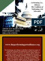 Advocacy Basics