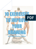 10 drawing exercises