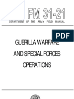 FM 31-21 58 Guerilla Warfare and Special Forces Operations