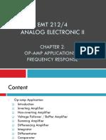 CH 2 - Op-amp Application.ppt