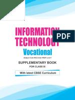 Vocational supplement class IX-Part B (1)