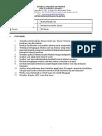 Soal Praktik Akuntansi Keuangan Lembaga- UD Buana
