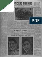 Noticiero Bilbaíno 15 enero 1932
