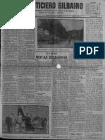 Noticiero Bilbaíno 12 junio 1929