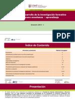 Guía Investigacion formativa 2019-I