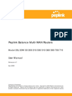 Peplink Balance v4.7 User Manual