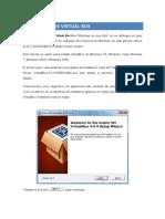 Instalación Virtual Box Paso a paso