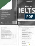 Tips For Ielts - Sam Mccarter (Ebook)