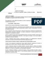 Normativas Nacionales - Convenios OIT