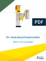 Módulo 1 - A CIPA e sua aplicabilidade
