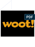 presentation on woot.com