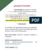 02 Regras para Conclusão.pdf