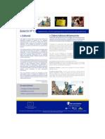 Boletin Nº 1 Proyecto UE 2009 - 220 164