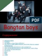 BTS - boys band group