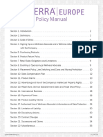 policy-manual doTerra