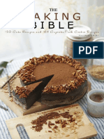 The Baking Bible español - Cotet