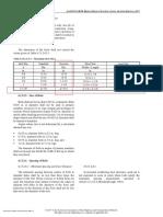 AASHTO LRFD BridgeDesignSpecifications 2017 8th Ed. - tolerancia de agujeros