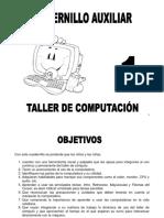 Cuadernillo  de Computación 1
