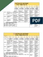 ROTINA DE ATIVIDADES EM CASA - 2020