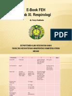 E-Book FEH Bab XI. Respirologi.pdf