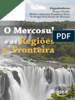 O Mercosul e as regiões de fronteira