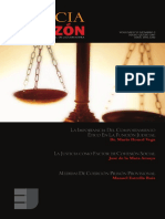 Justicia y Razon VI