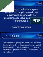 Manual de procedimientos PSOE