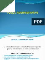 Policeadministrative