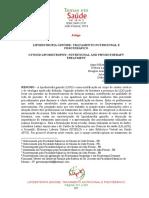 LIPODISTROFIA GINÓIDE- TRATAMENTO NUTRICIONAL E FISIOTERÁPICO
