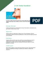 6 Dicas Para Um Verão Saudável.pdf