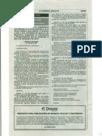 OTORGAN FACILIDADES A LOS TRABAJADORES QUE LABORAN EN SECTOR PÚBLICO Y PRIVADO PARA ELECCIONES REGIONALES  DEL 5 DE DICIEMBRE DE 2010
