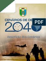 CENÁRIOS MILITARES DE DEFESA 2020 2040