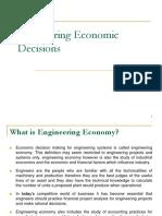 Materi 1 Engineering Economic Decisions