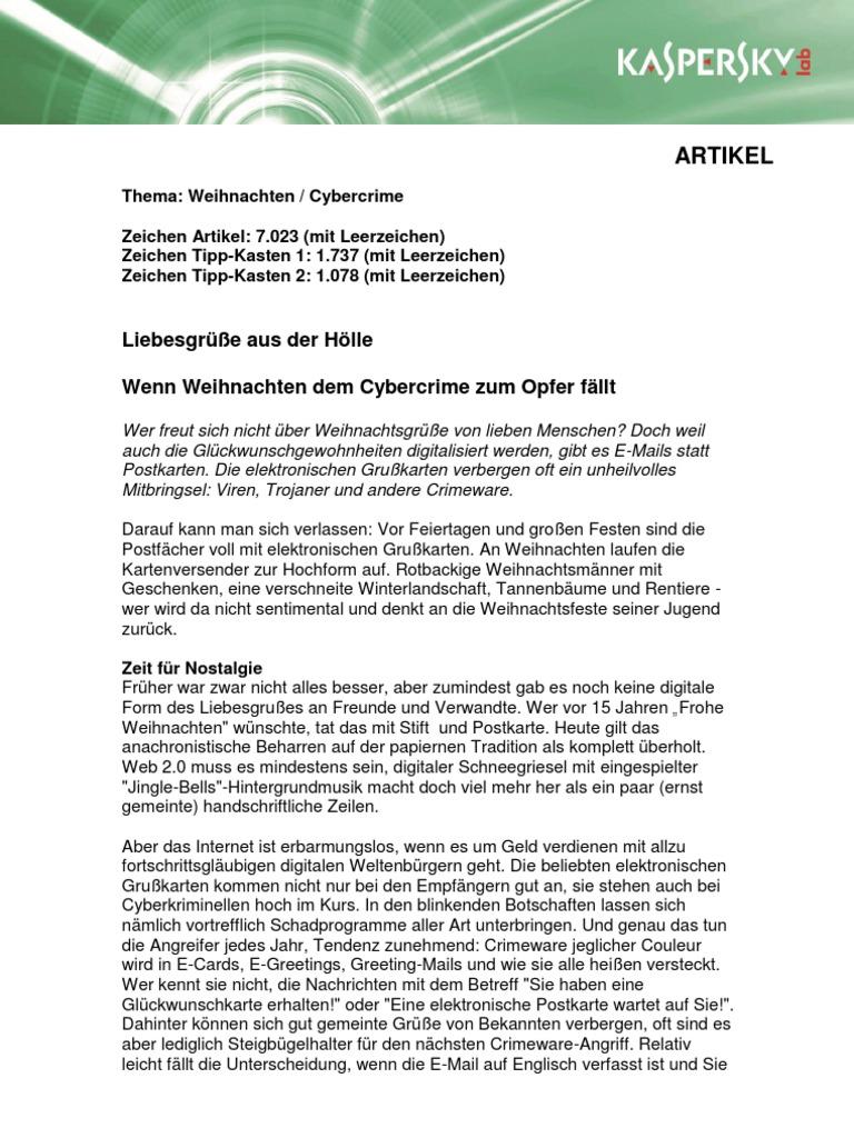 04_KL_Artikel_XMas_Liebesgr+++ƒe aus der H+Âlle_Cybercrime