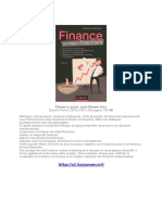 EBOOK Finance pour non-financiers