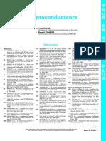 Limiteurs supraconducteurs - FICHE DOCUMENTAIRE