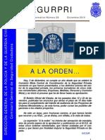 Boletín informativo de la UCSP nº 29