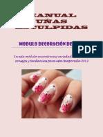 2- DECORACION DE UÑAS - 2013