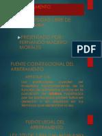 Arbitramento Libre (1)
