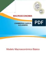 Semana 12 Macroeconomia Modelo Básico