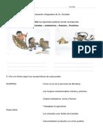 evaluación aborigenes